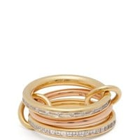 Mozi 18kt gold & diamond ring | Spinelli Kilcollin | MATCHESFASHION.COM US