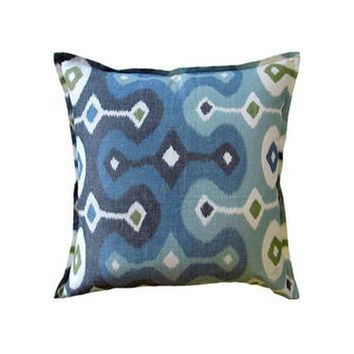 Darya Ikat Pillow