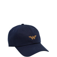 DC Comics Wonder Woman Logo Dad Cap