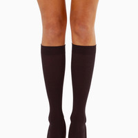 Nayeli Opaque Knee Highs $8