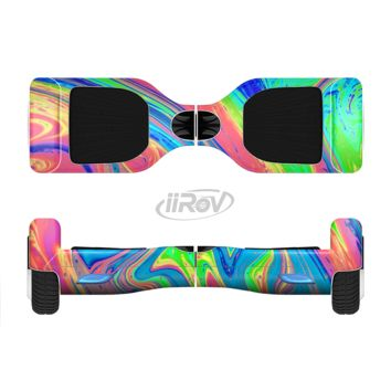 The Neon Color Fusion V9 Full Body Skin Set for the Smart Drifting SuperCharged Transportation iiRov