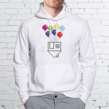 The Neighbourhood UP Pixar Balloon Unisex Hoodies - ZZ Hoodie