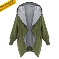 Womens Jackets And Coats 2016 Army Green Jacket Women Outerwear Women Bomber Jacket Trenchcoat Duster Coat