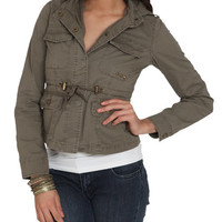 Hooded Anorak   Shop Jackets at Wet Seal