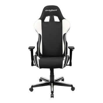 DXRacer OH/FH11/NW Black & White Formula Series Gaming Chair