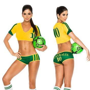 Sexy Australia World Cup Costume