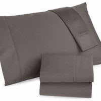 Charter Club Damask Solid 500 Thread Count Sheet Sets (Only at Macy's)