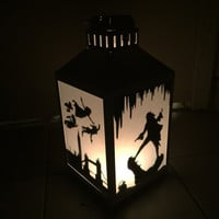 Peter Pan inspired Portable Lantern
