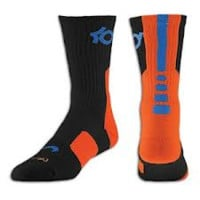 Nke Elite KD Kevin Durant Basketball Crew Socks