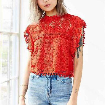 Tularosa Clayton Top- Red