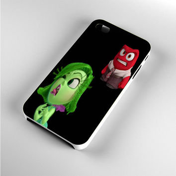 Anger and Disgust iPhone 4s Case
