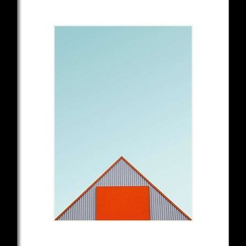 Urban Architecture - Slough, United Kingdom - Framed Print