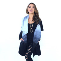Danton Ombré Wool Blend Coat By Jack & BB Dakota