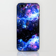 Galaxy iPhone & iPod Skin by Matt Borchert | Society6