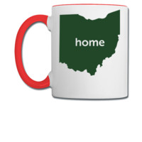 OHIO HOME STATE - Coffee/Tea Mug