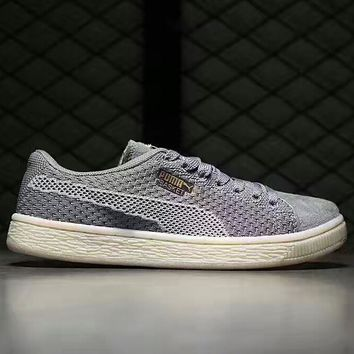 Puma Crochet Women Fashion Breathable Running Sneakers Sport Shoes