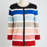 Mid-length Long Sleeve Standout Room Only Cardigan