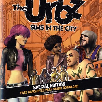 The Urbz Sims in the City - Xbox (Very Good)