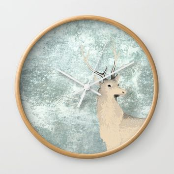 My dear! Wall Clock by anipani