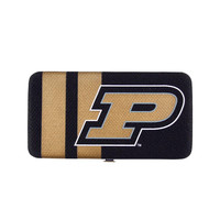 Purdue Boilermakers NCAA Shell Mesh Wallet