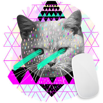 Pastel Mouse Pad Decal