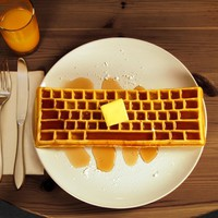 Amazon.com: keyboard waffle iron