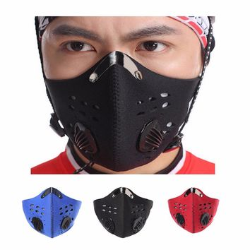 Dust - Proof Wind - Proof Activated Carbon Mask