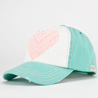 Billabong By Choice Womens Snapback Hat Mint One Size For Women 22845752301