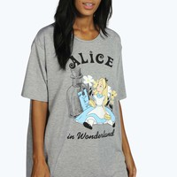 Disney Alice TShirt Dress