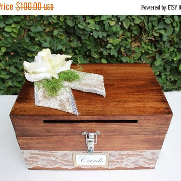 Best Decorated Wedding Card Box Products on Wanelo