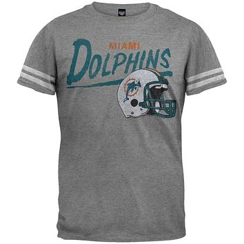 Miami Dolphins - Throwback Soft T-Shirt