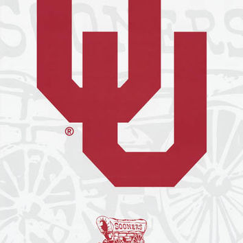 University of Oklahoma Sooners NCAA Team Poster 22x34