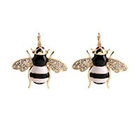 Bee Bug Earrings