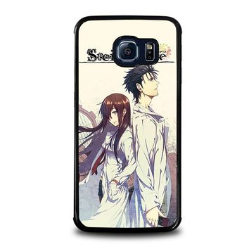 STEINS GATE Samsung Galaxy S6 Edge Case Cover