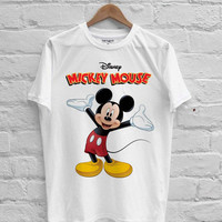 mickey mouse disney T-shirt Men, Women, Youth and Toddler