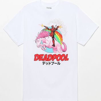 Dead Pool Unicorn T-Shirt at PacSun.com