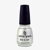China Glaze First & Last Base and Top Coat (Treatments Collection)
