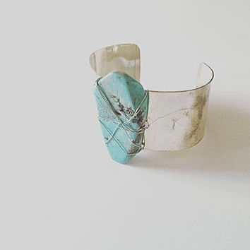 jay.nicole.jewelry Turquoise Cuff