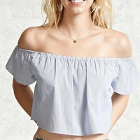 Contemporary Ruffle Top