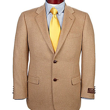 Turnbury Camelhair Sport Coat - Tan