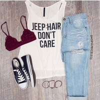 Jeep Hair Top