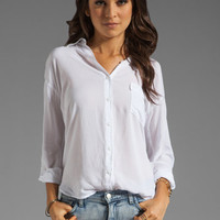 Splendid Shirting Button Up in White from REVOLVEclothing.com