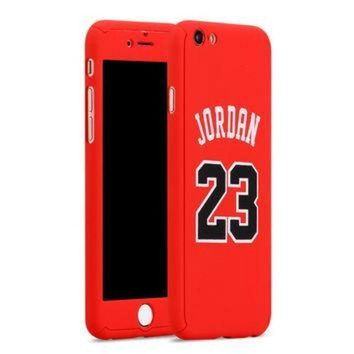 CREYUG7 Nba Sports Basketball Star Full Body Protector Case Cover for iPhone 6 Plus/6s Plus Mi