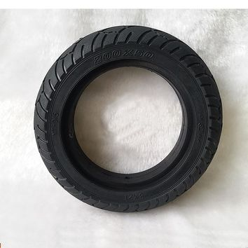 Solid Rear Tire Used with Brushless Motor  200X50 Fits Gas Scooter  Electric Scooter Vehicle 200 X 50