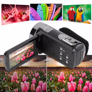 NEW 3.0 inch FHD 1080P 16X Optical Zoom 24MP Digital Video Camera Camcorder DV In stock!