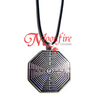 THE MAZE RUNNER Maze Necklace