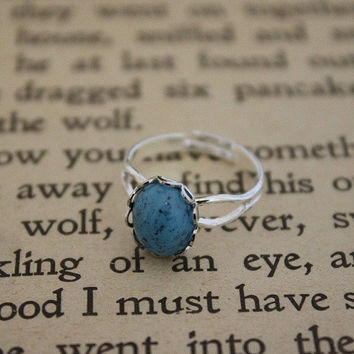 ON SALE Turquoise Ring