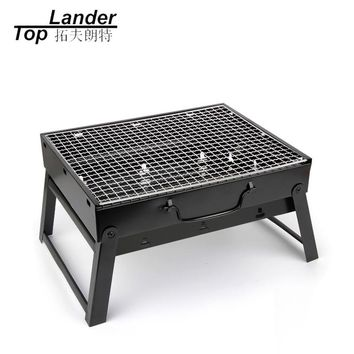 Charcoal Barbecue Camping Stove