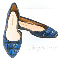Tardis Blues -Doctor Who shoes-Geek- Comic Con- Personalized Heels- Police Box Flats-blue-wedding-gifts for her-Whovian-girlfriend