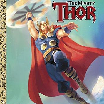 The Mighty Thor Little Golden Books